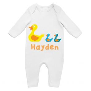 Duck Babygrow
