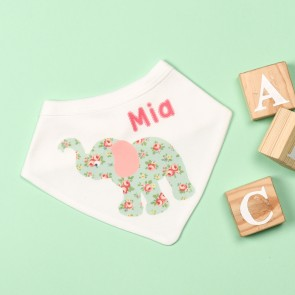Personalised Elephant Bodysuit