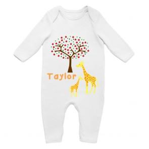 Giraffe Babygrow