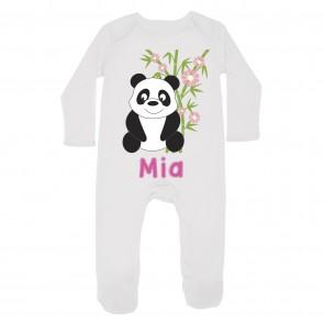 Panda Babygrow